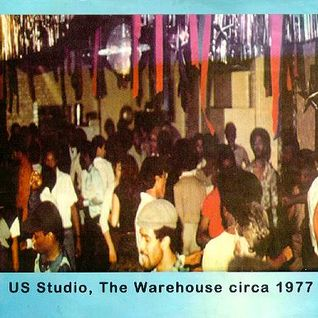 Frankie Knuckles - Live at the Warehouse, Chicago 1977