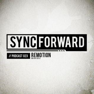 Sync Forward Podcast 023 - Remotion