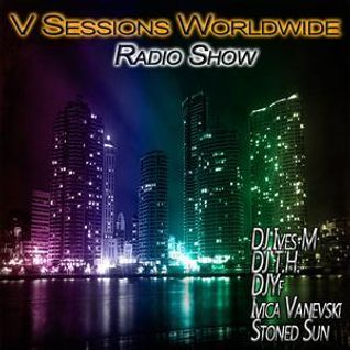 V Sessions Worldwide #125 Mixed by DJYf