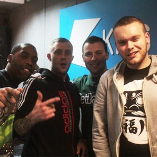 Hatcha & Darkside & Lost - Kiss FM 21/02/12