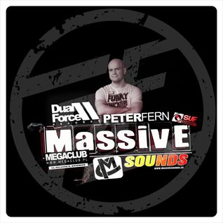 Peter Fern Live @ Massive Sounds 2013 Katowice Mega Club with Dave the Drummer