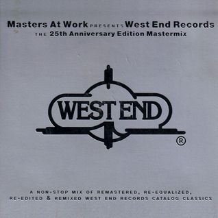 MAW West End Records - The 25th Anniversary Mastermix CD2
