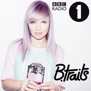 B.Traits – BBC Radio1 - with Avalon Emerson, Jeudi Records and Easter Techno Mix -26-MAR-2016