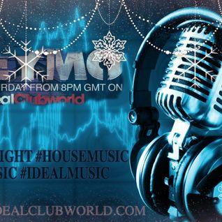 TheWeymo IdealClubWorldRadio 12-12-15