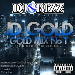 DJ Obizz - GoldMixNo1 for JD Gold Deutschland