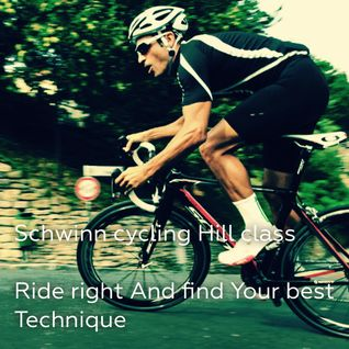 Hill Class Ride right and find your best technique