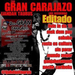 IJAHDAN TAURUS pRESENTANDO EN EL 2DO GRAN CARAJAZO-VENEZUELA 2013