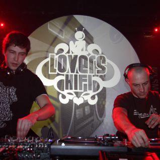 Lover's HiFi DJ Team Live Set - part 2