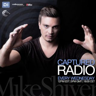 Mike Shiver Presents Captured Radio Episode 374 With Guest Johan Vilborg