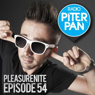 Danielino dj for Pleasure Nite | Radio Piterpan - Episode 54