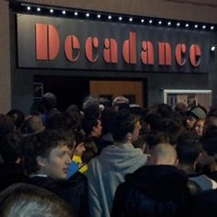 smth. b2b lemakuhlar @ decadance part 2  (24-01-2014)