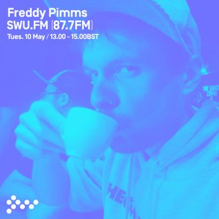 SWU FM - Freddy Pimms - May 10