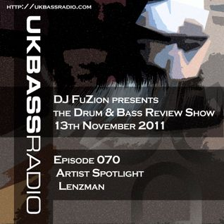 Ep. 070 - Artist Spotlight on Lenzman, Vol. 1
