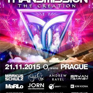 Markus Schulz - Live @ Transmission, O2 Arena Prague - 21.11.2015