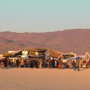 The One Series [BMN016] - Simon Shackleton - Live @ Nutz Camp - Burning Man 2015 - Part1