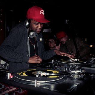 E Da Boss live 45's mix at Dusty Donuts London