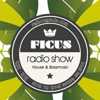 Ficus Radio Show #24 // House & Bass
