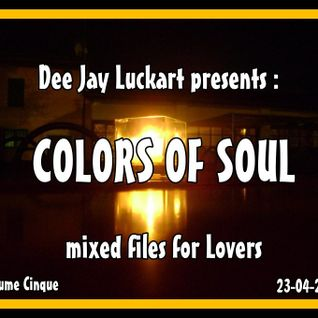 COLORS OF SOUL VOLUME CINQUE MIX BY LKT 23-04-2012