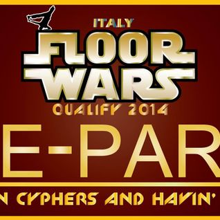 DJ HELP - FLOOR WARS ITALY 2014 WARM-UP Party Set (HipHop Edition)