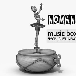 NoMaN -  Music box - special guest live mix
