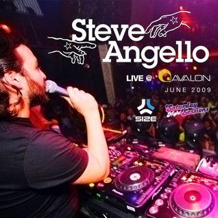 Steve Angello Live @ SNS Hollywood June 09
