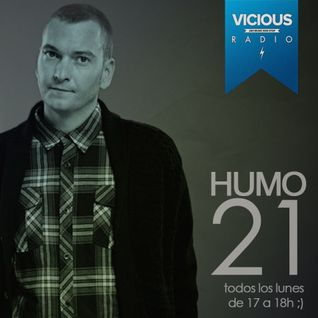 Humo 21 on Vicious Radio 17/03/2014