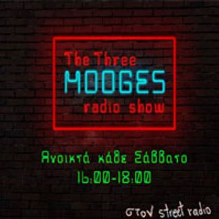 """The three mooges"" Mar 1st 2014"