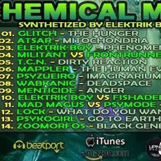 Psy Mode Vs Mad Magus (Osiris) VA Chemical Madness  #Up Noize rec 2015