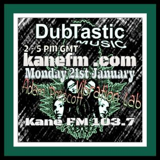 Nicole Finnerty Presents DubTastic Music Kane Fm No.5 21st Jan 2013