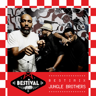 Besti-Mix: Jungle Brothers Live at Bestival 2015 (21/05/2016)
