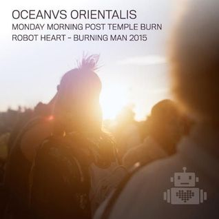 Oceanvs Orientalis - Robot Heart - Burning Man 2015