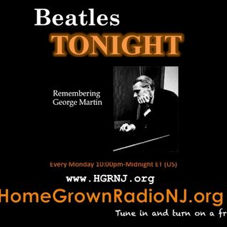Beatles Tonight E#158 This episode we remember Sir George Martin...