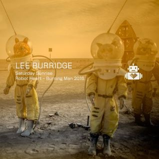 Lee Burridge - Live at Robot Heart, Burning Man, Nevada, USA (03-09-2016)