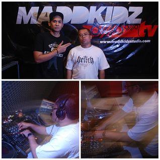 Madd Kidz Podcast #1 - Reza BudCulture