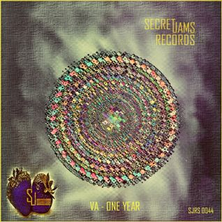 VA - One Year Of Secret Jams Records - (Continuous Mix By Danny L.) [SJRS0044] - 2014