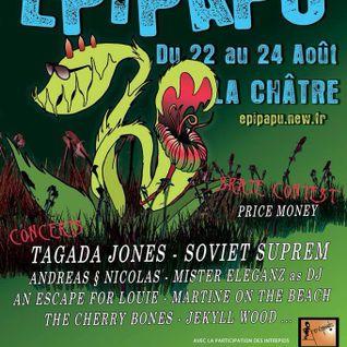 warm up mix psykédub@festival epipapu 2014