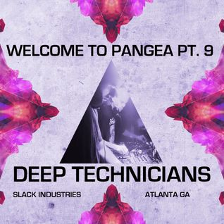 Deep Technicians - Dark Sessions 002 @ Odyssey 2/12/16