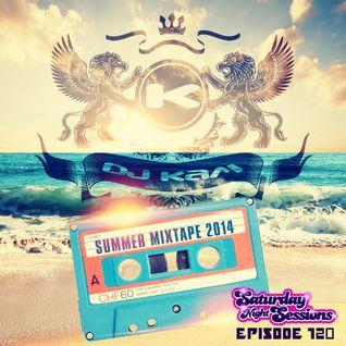 SNS EP120 - DJ KAM