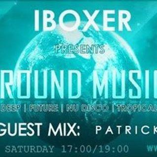 Around Music AprilChallenge23.04.16 whit Patrick Jasienn Guest Mix