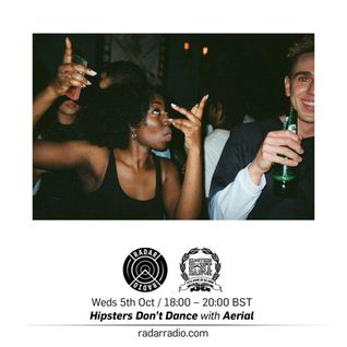 Hipsters Don't Dance w/ Aqwea - 5th October 2016