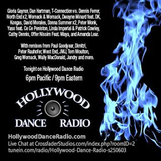 Hollywood Dance Radio July 17th Hour 1