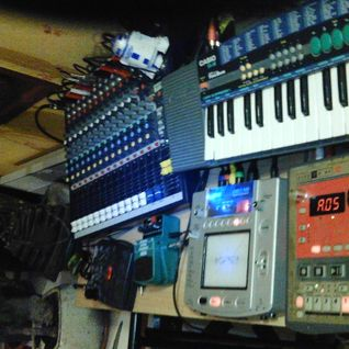 Playing with Korg ER1 ,Casio SA38 ,MultiFX and feedbacks ...