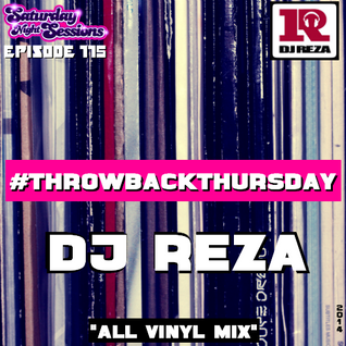 SNS EP115 - DJ REZA