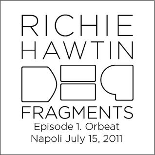 Richie Hawtin: DE9 Fragments 1. Orbeat (Napoli, July 15, 2011)