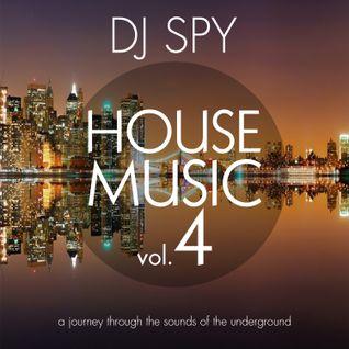 DJ SPY - House Music Vol 4