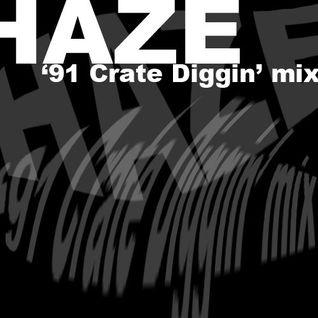'91 Crate Diggin' mix