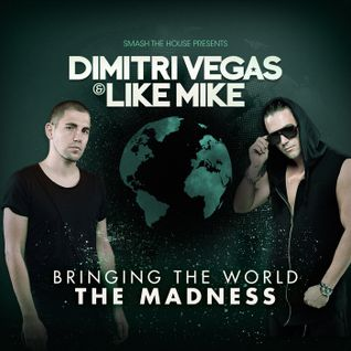 Dimitri Vegas & Like Mike @ Bringing The World The Madness World Tour, Antwerp, Belgium 2014-12-20