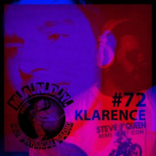 M.A.N.D.Y. pres Get Physical Music #72 mixed by Klarence Vol. 2