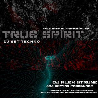Dj Alex Strunz @ True Spirit Dj Set - 23-09-2016