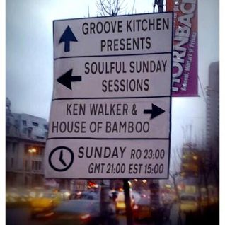 "Groove Kitchen Mix for ""Soulful Sunday Sessions"" Radio DEEA Romania 29.03.2015"